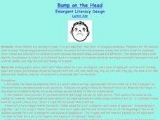 Bump on the Head Lesson Plan