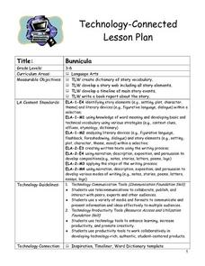 Bunnicula Lesson Plan