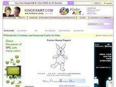 Bunny Puppet Lesson Plan