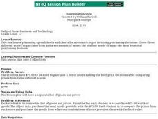 Business Application Lesson Plan