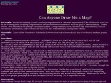 Can Anyone Draw Me a Map? Lesson Plan