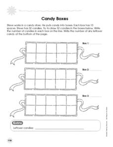 Candy Boxes Worksheet