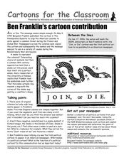 Pictures Ben Franklin Worksheets - Studioxcess