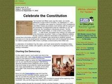 Celebrate the Constitution Lesson Plan