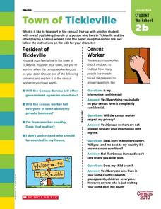 Census 2010 Worksheet
