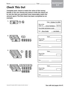 Check This Out Worksheet