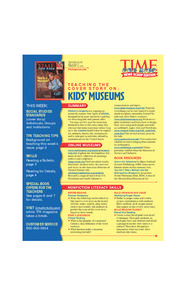 Children's Museums Lesson Plan