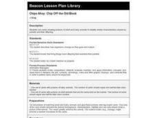 Chips Ahoy: Chip Off the Old Block Lesson Plan