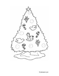 Christmas Tree Lesson Plan
