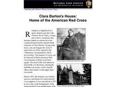 Clara Barton's House: Home of the American Red Cross Lesson Plan