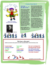 Classics for Kids (Charles Ives) Worksheet