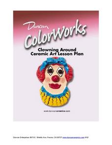 Clowing Around: Ceramics Lesson Plan