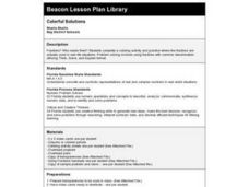 Colorful Solutions Lesson Plan