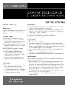 Coming Full Circle Lesson Plan