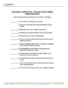Printables Internet Safety Worksheets internet safety worksheets versaldobip worksheet davezan
