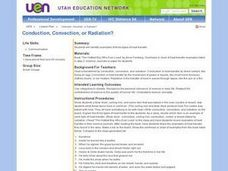 Conduction, Convection, or Radiation? Lesson Plan