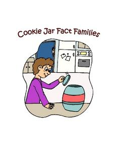 Cookie Jar Fact Family Lesson Plan