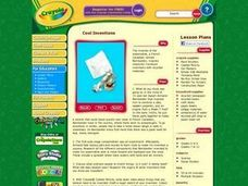 Cool Inventions Lesson Plan