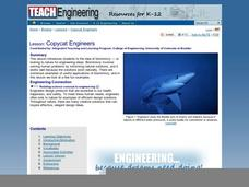 Copycat Engineers Lesson Plan