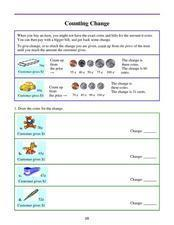 Counting Change Lesson Plan