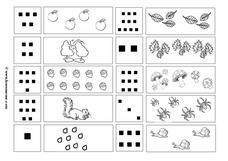 Counting Items in Pictures Worksheet