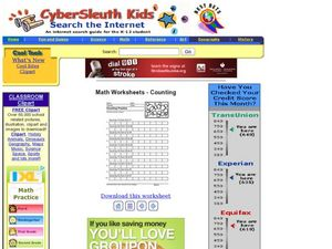 Counting: Skip Counting 3 Lesson Plan