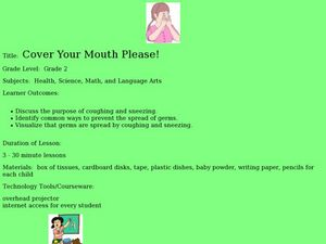 Cover Your Mouth Please! Lesson Plan