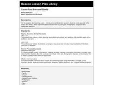 Create Your Personal Shield Lesson Plan