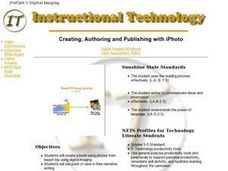 Creating, Authoring and Publishing with iPhoto Lesson Plan