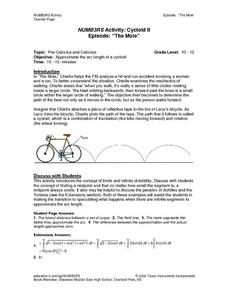 Cycloid II Lesson Plan