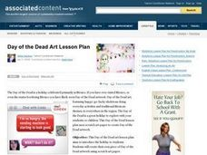 Day of the Dead Lesson Plan