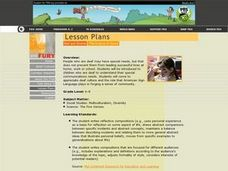 Deaf and Diverse Lesson Plan