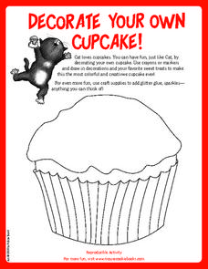 Decorate Your Own Cupcake Lesson Plan