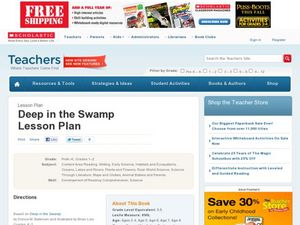 Deep in the Swamp Lesson Plan Lesson Plan