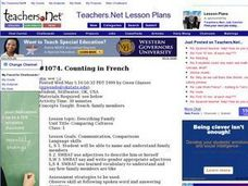 Describing Family - Lesson Plan Lesson Plan