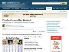Diamonds Lesson Plan