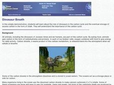 Dinosaur Breath Lesson Plan