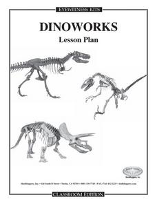 DinoWorks Lesson Plan