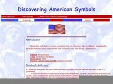 Discovering American Symbols Lesson Plan
