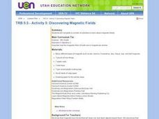Discovering Magnetic Fields Lesson Plan