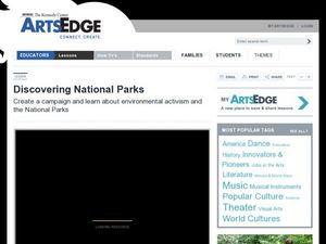 Discovering National Parks Lesson Plan