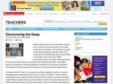 Discovering the Deep Lesson Plan