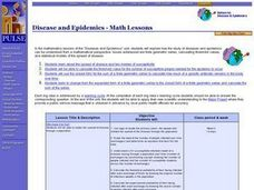 Disease and Epidemics Lesson Plan