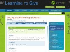 Dividing the Philanthropic Shares Lesson Plan