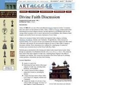 Divine Faith Discussion Lesson Plan