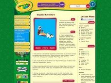 Dogsled Adventure Lesson Plan