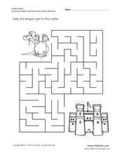 Worksheets Visual Perceptual Worksheets visual perceptual worksheets 17 best images about perception on pinterest the alphabet