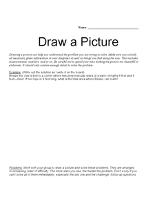 Draw a Picture Worksheet