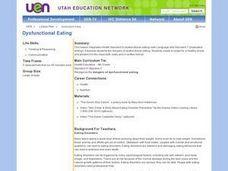 research paper anorexia bulimia