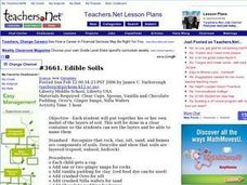 Edible Soils Lesson Plan